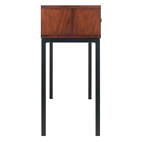 Winsome Wood 87643-WW Jefferson Occasional Table,