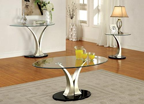 Furniture of Modern Metallic Finish