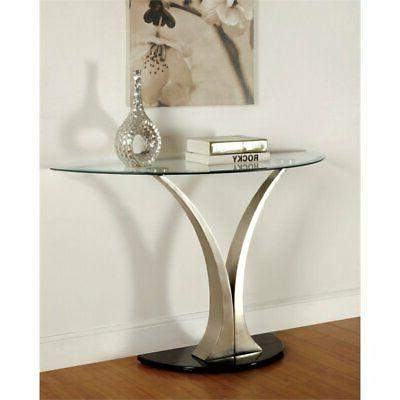 kassandra modern sofa table