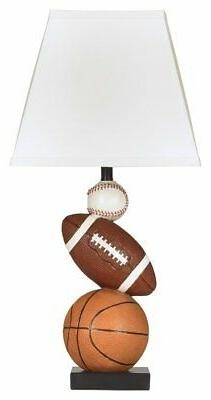 Ashley Furniture Signature Design - Nyx Sports Table Lamp -