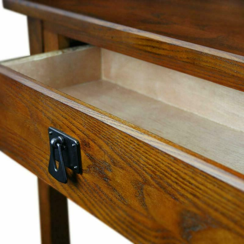 Leick Mission Hall Table,