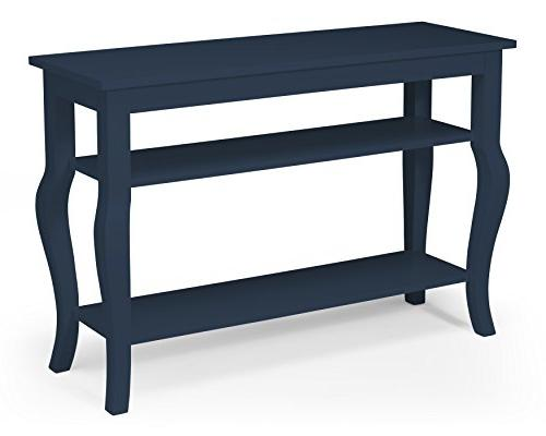 lillian wood console table