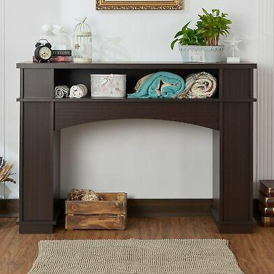 Furniture of America Modern Walnut N/A