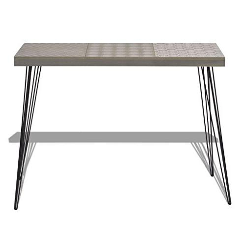 """Festnight Century Console Table with Legs Living Room Home Furniture 35.4""""x 11.8""""x 28"""""""