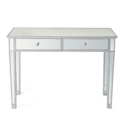 Mirrored Side Entryway Table