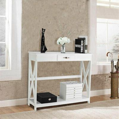 modern console table entryway table sofa table