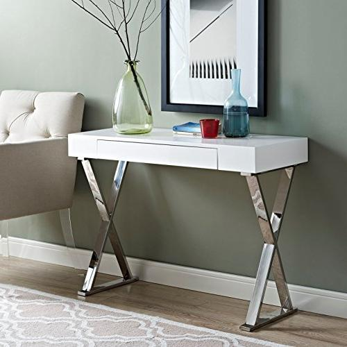 Modern Design Console Table, Stainless