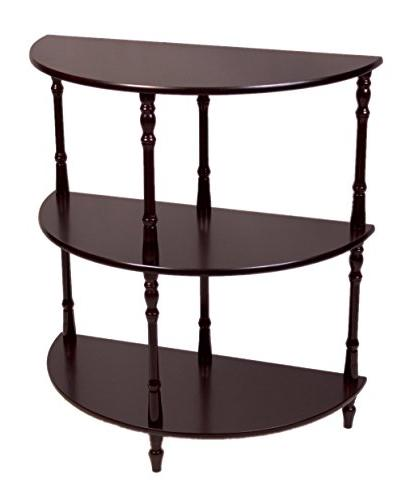 multi tiered table