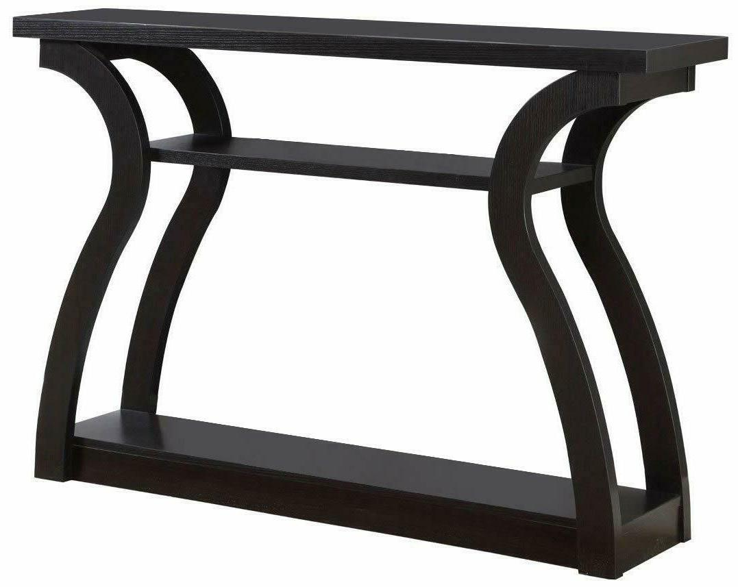 Narrow Entry Sofa Accent Modern Living Stand