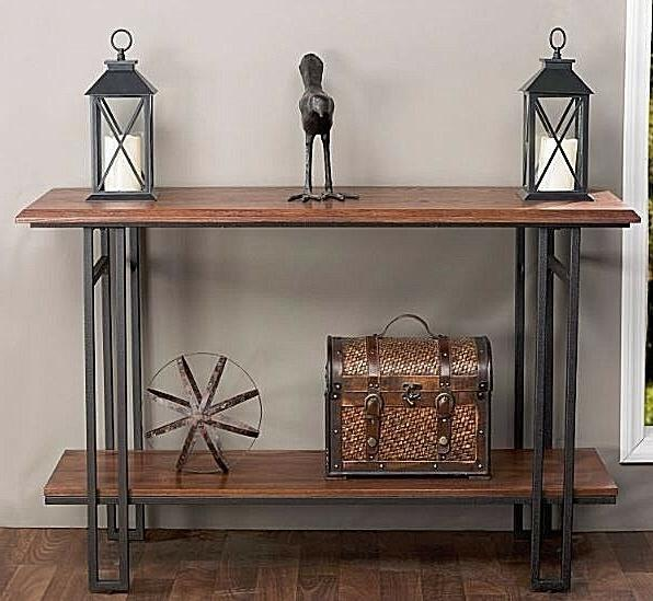 Baxton Console Table