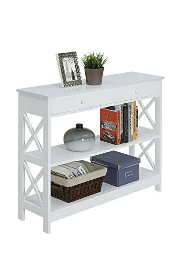 Convenience Oxford Console Table,