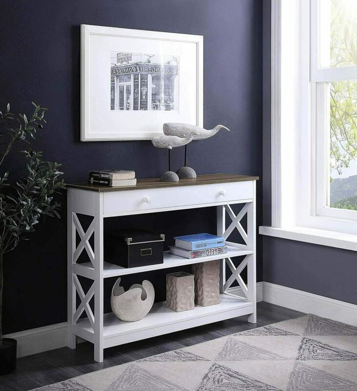 Convenience Concepts Drawer Driftwood /