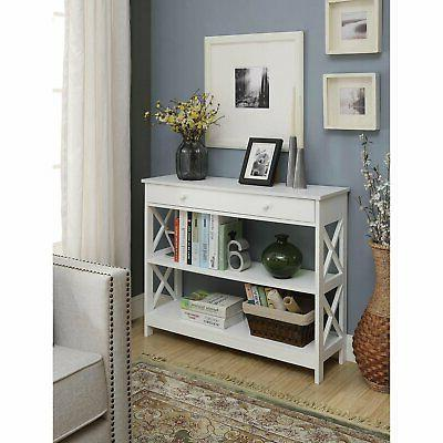 Convenience Concepts Oxford Console Multiple