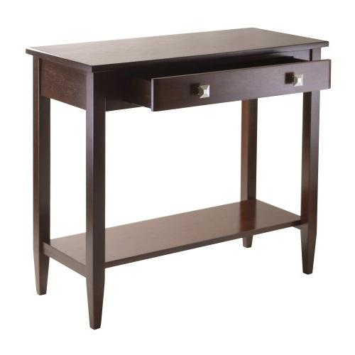 Winsome Console Table with Legs