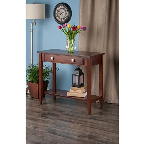 Winsome Richmond Table with Tapered Legs