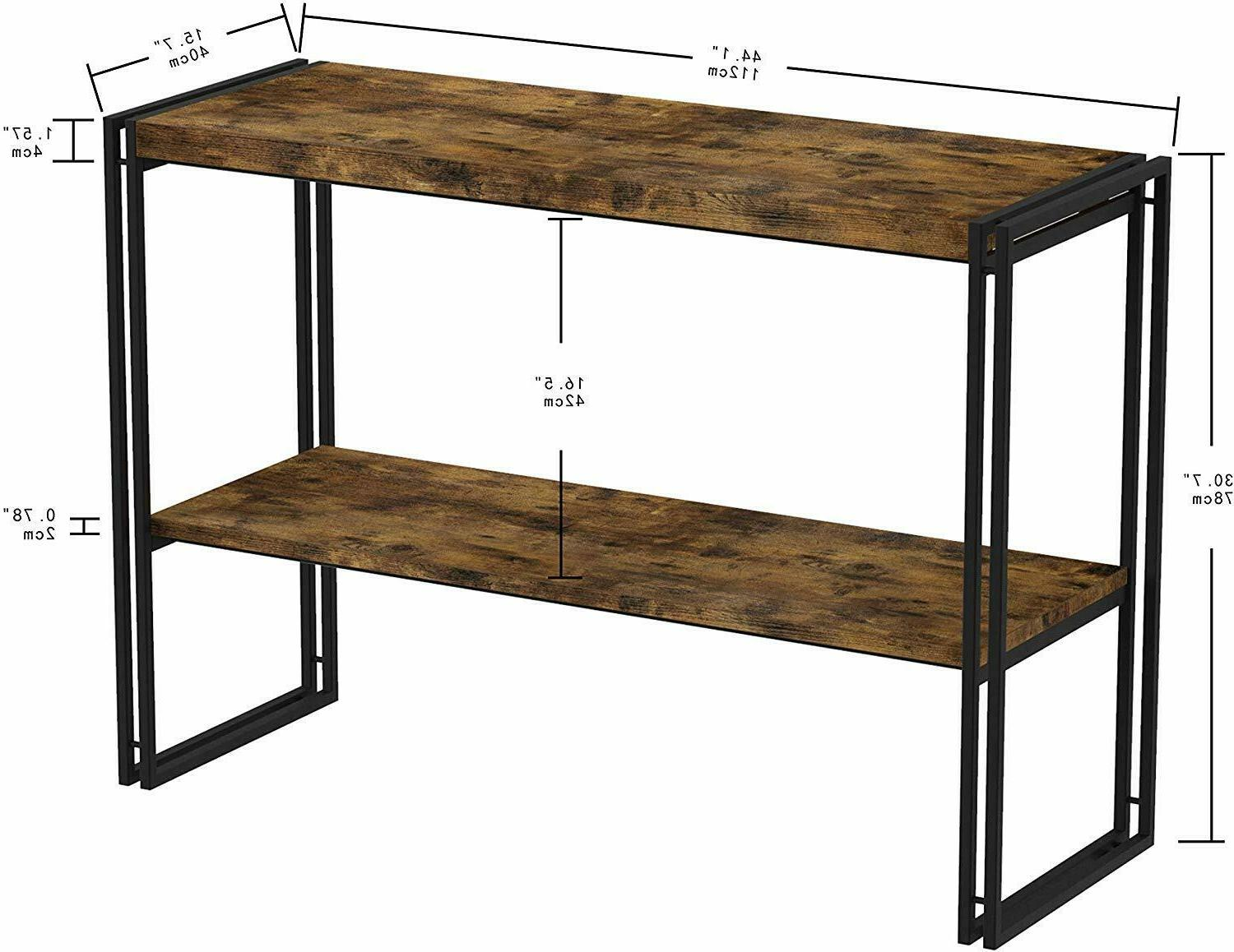 IRONCK 2 Tier, Entryway with