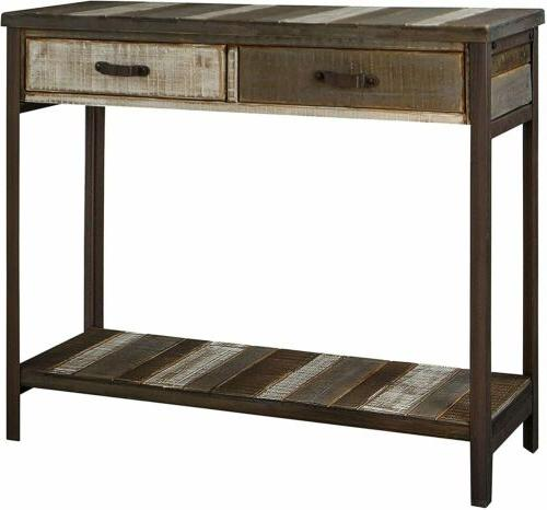 Rustic Table Console Table Table Coffee