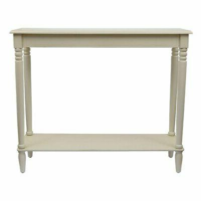 simplify large console table