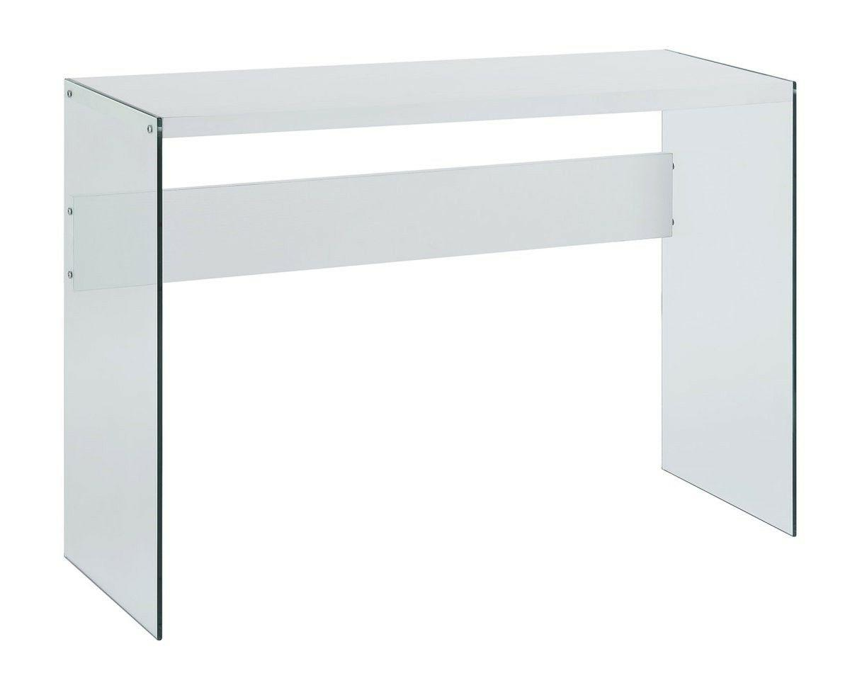 soho console table in white