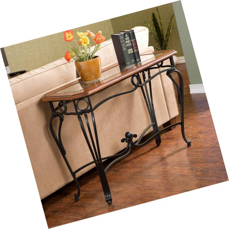 Southern Prentice Console with Finish