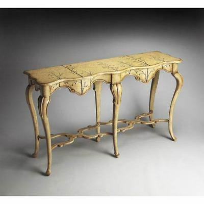 specialty artists winter forest console