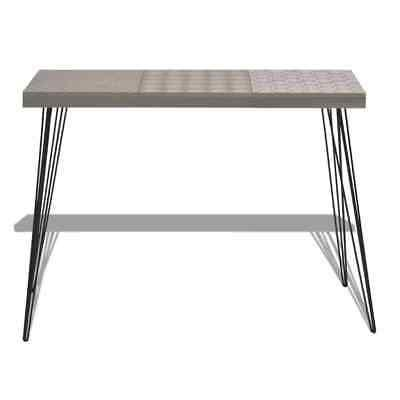 Stylish Design Console Table End Table Steel