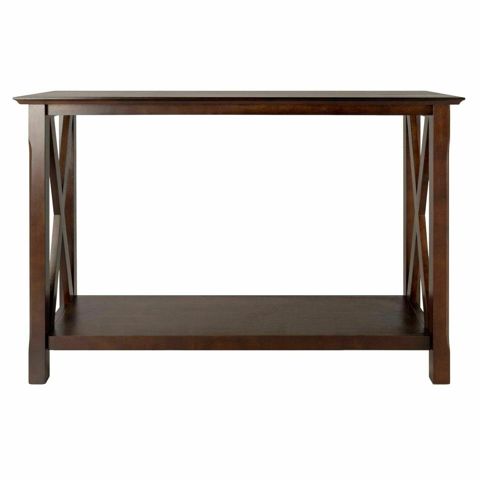Table Occasional Xola Mission/Shaker Console New Modern