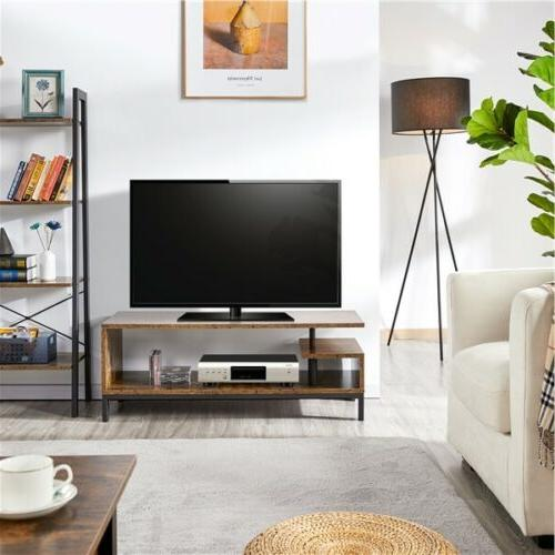 TV Console Table Television Entertainment Center Living Room