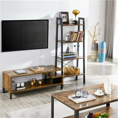TV Stand Unit Console Table Television Center