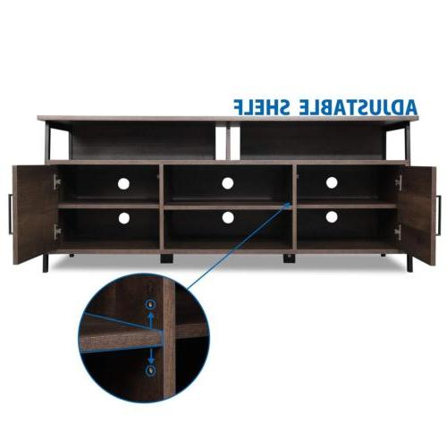 TV Stand Table Entertainment Storage Cabinet