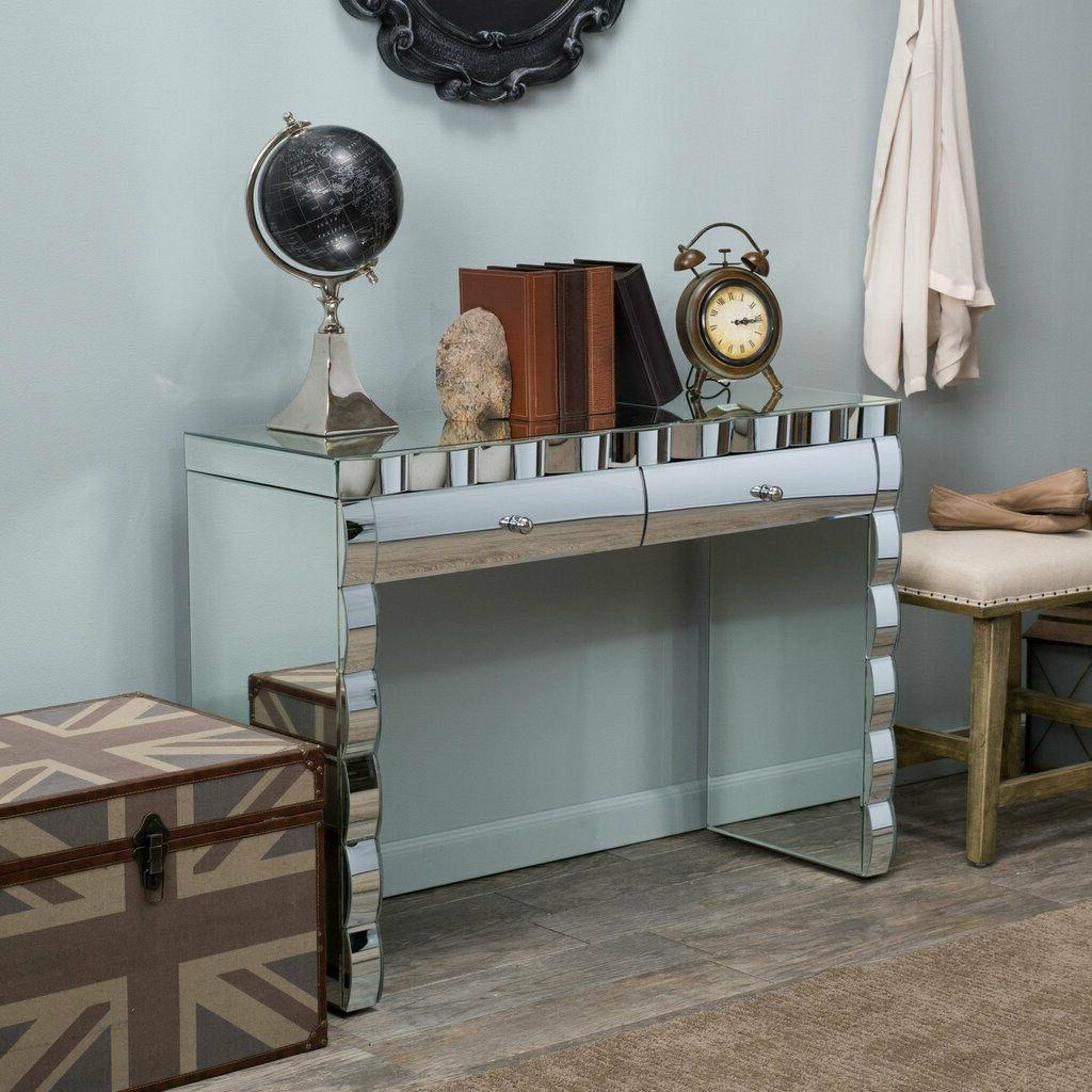 Mirrored Console Table Consoletable Org
