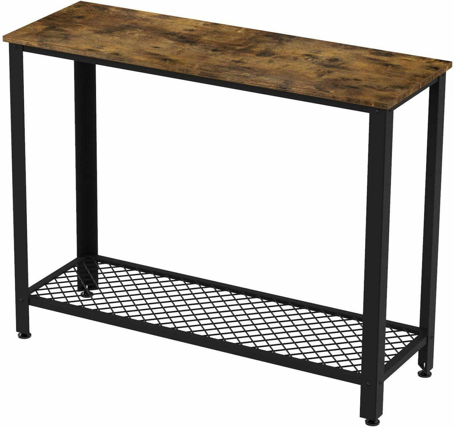 vintage console table for entryway entry table