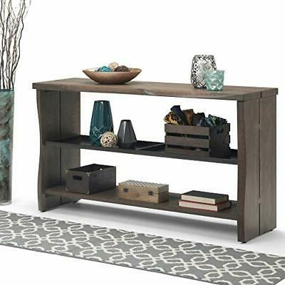 Webster 55 Console Table in Chest...