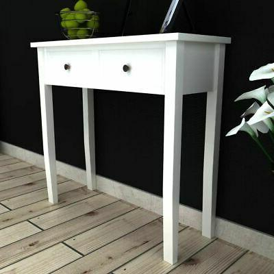 White Dressing with Drawers