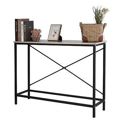 Wood Modern Stand Entryway