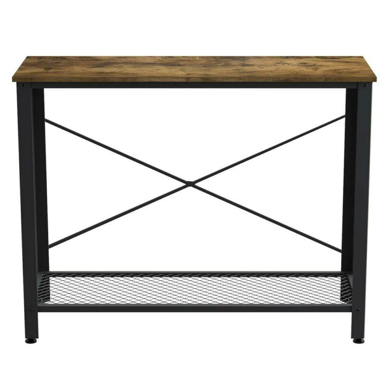 Wood Console Sofa Stand Furniture