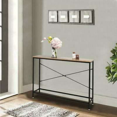Console Hallway Desk Side Stand Living Room Furniture