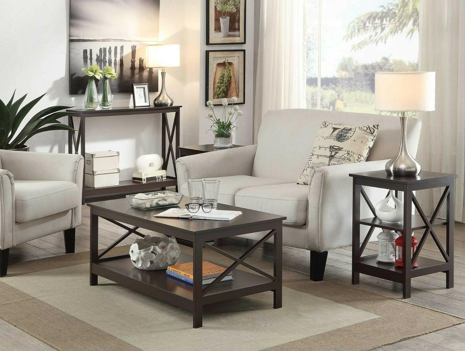 Wood Console Table Tables Foyer