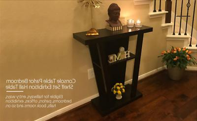 Wooden Console Entry Table Furniture Simple Design