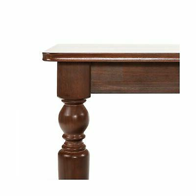 Zinus Zaalonge Bordeaux Console Table /