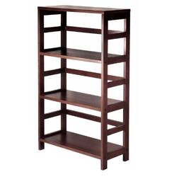 Leo Shelf / Storage, Book, 3-Tier Wide Leo Shelf / Storage,