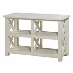 Jofran Madaket Console Table in White