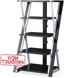 Media Component Stand Electronic and Racks Tower Storage She