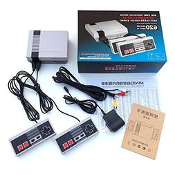 Mini Retro Classic Mini Game Consoles Built-in 620 TV Video