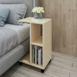 Mobile Side End Tables Coffee Tray Sofa Bed Couch Console St