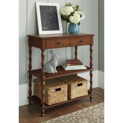 Modern Console Accent Table Bedroom Living Room Hallway Kitc