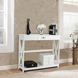 Modern Console Table Entryway Table Sofa Table Living Room T