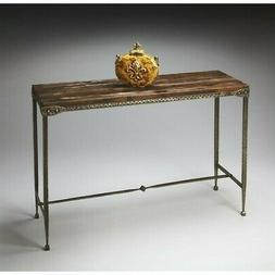 Butler Specialty Mountain Lodge Console Table