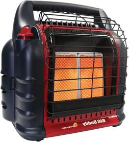 New Corporation MH18B Portable Propane Heater, Red