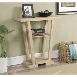 Convenience Concepts Newport V Console Table, Multiple Finis